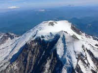 Mount Rainier by Air