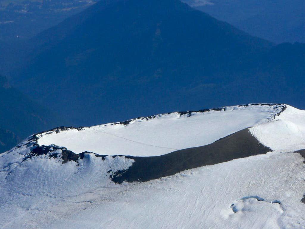 Rainier Summit Cone