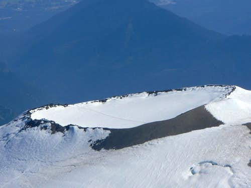 Rainier Summit Cone