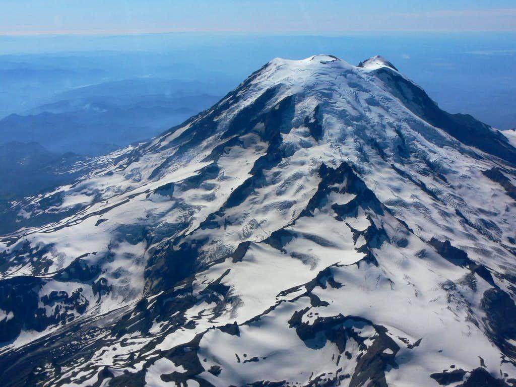 East Flank of Mount Rainier