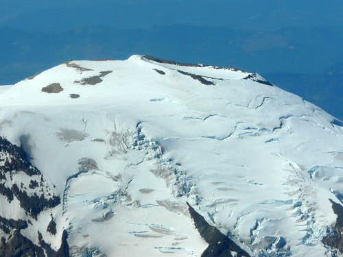 Rainier Summit, from the South