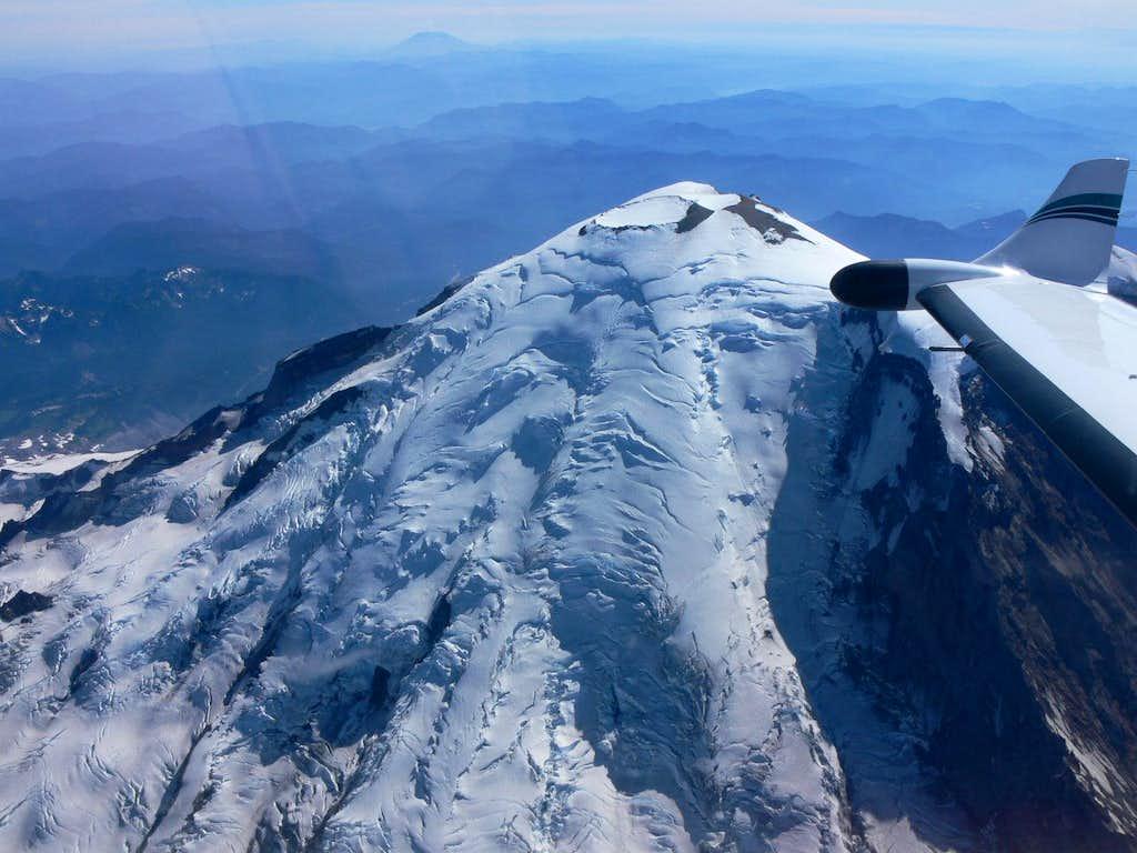 Emmons Glacier, Rainier