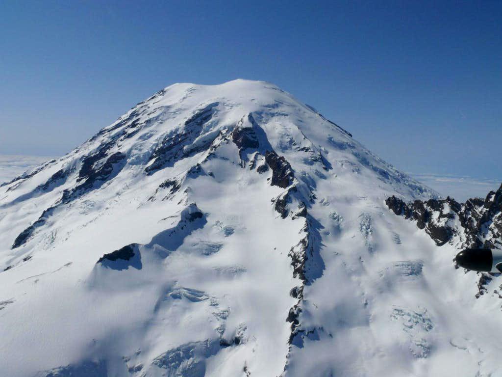 Cowlitz Glacier, Rainier