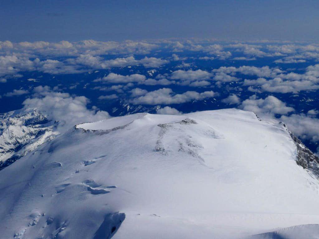 Rainier Summit, from the North