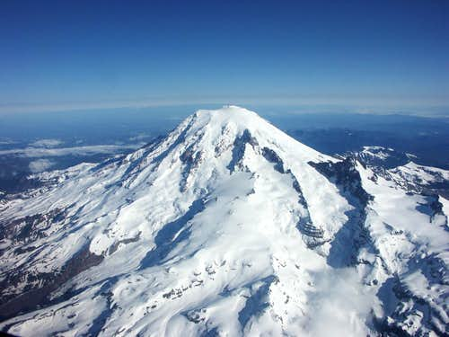 Mount Rainier, Southeast Flank