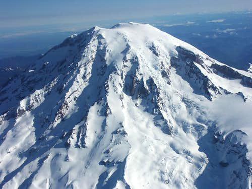 Mount Rainier, Southwest Flank