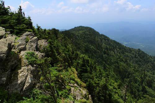 Cliffs of Roan High Knob