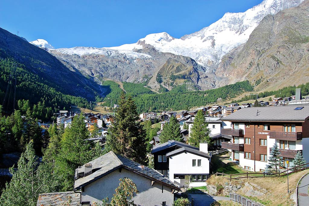 Saas Fee, Switzerland