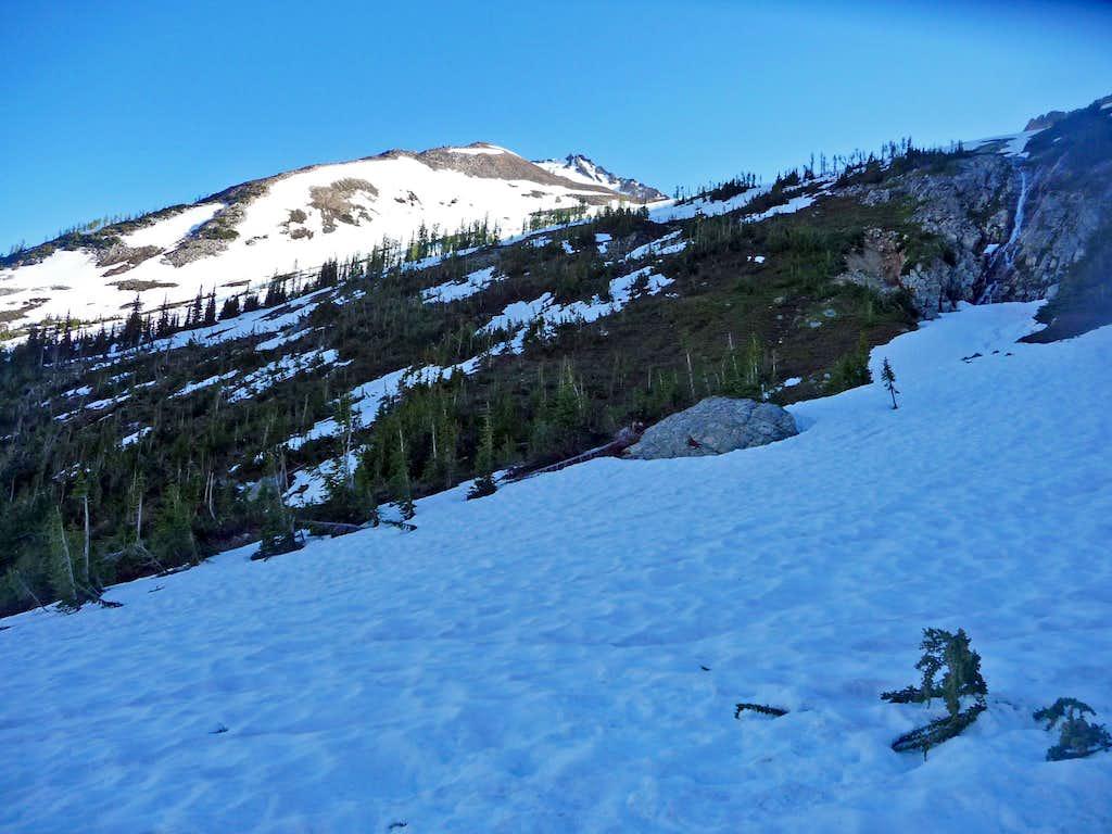 The View near Park Creek Pass