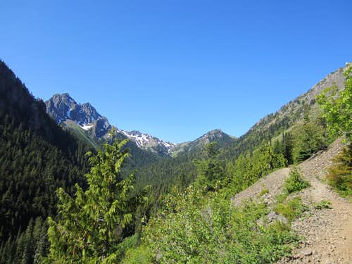 Big Quilcene Trail (#833.1)