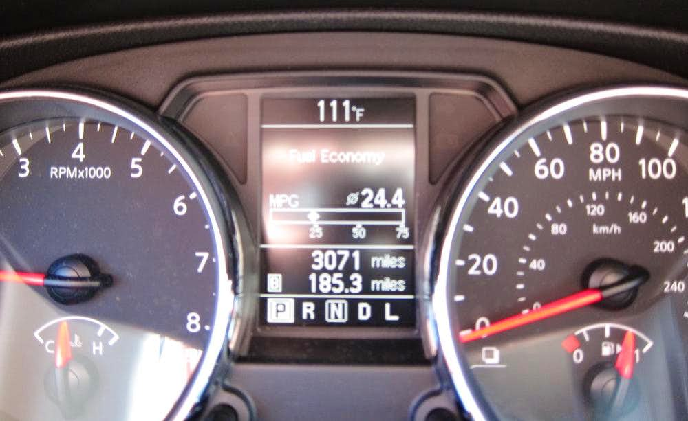 111F on Signal Hill in 2011