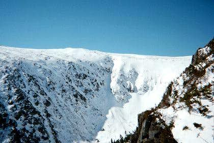 Tuckerman's Ravine Mt....