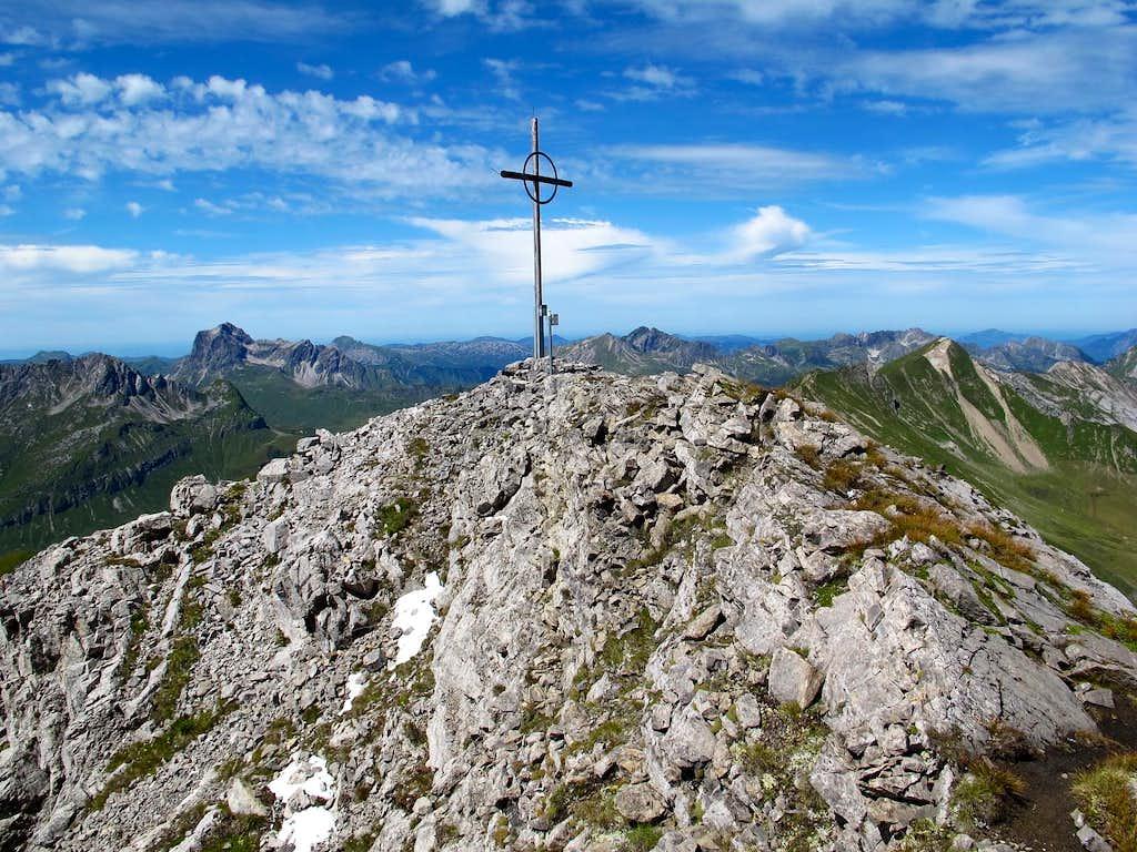 Nördliche Wösterspitze, 2558m