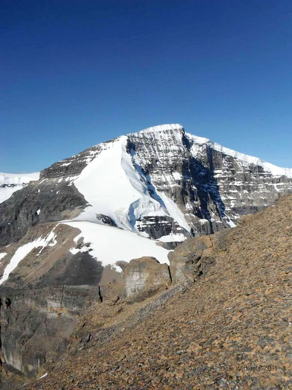 Mount Kitchener : Climbing, Hiking & Mountaineering : SummitPost