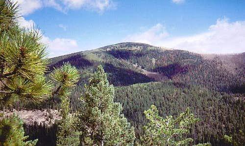 Caballo Mountain