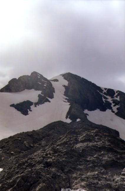 Monte Perdido from Lago...