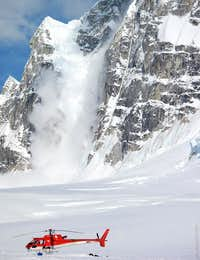 Base Camp Avalanche