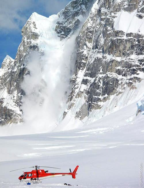 Base Camp Avalanche