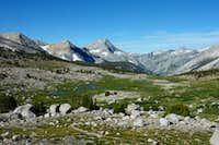 Arrow Peak Far Away