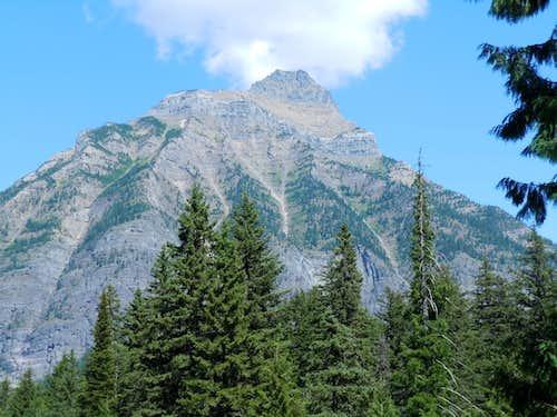 Peak 8716 (SW Cannon Mtn) GNP