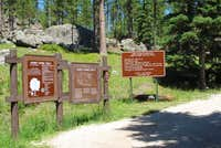 Harney Peak -- Sylvan Lake Trailhead (2010)