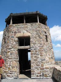 Harney Peak -- The Summit Tower (2010)