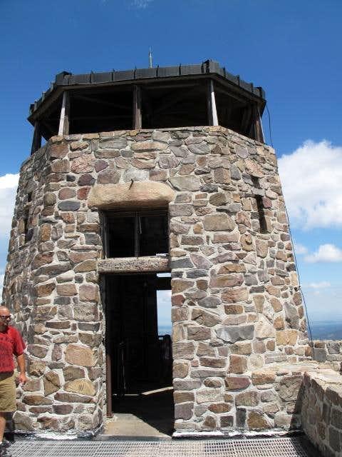 Harney Peak -- The Summit Tower (2010)