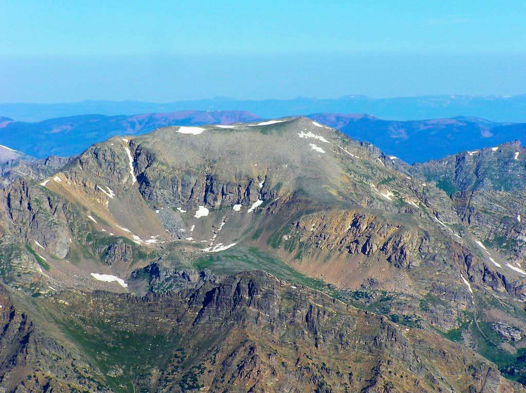 Mount Oklahoma
