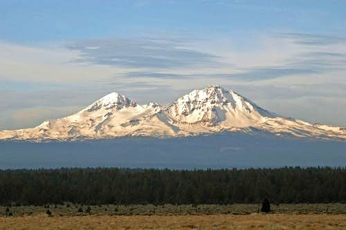North and Middle Sisters