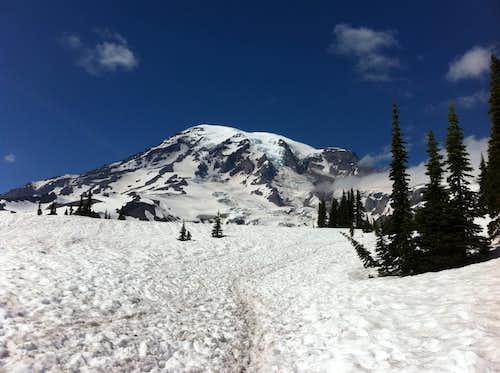 Mount Rainier August 2011