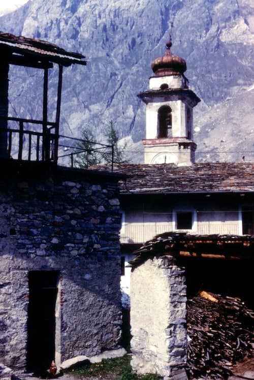 Chiappera - A traditional Church