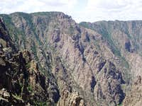 Black Canyon Ridges