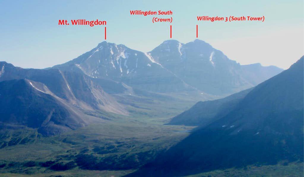 Mt. Willingdon - South Side