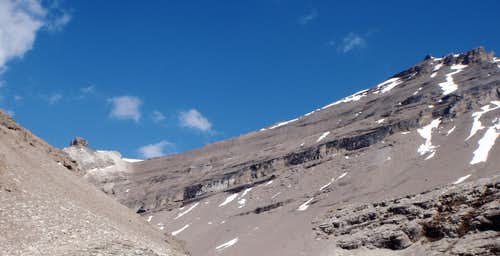 West Ridge of Mt. Willingdon