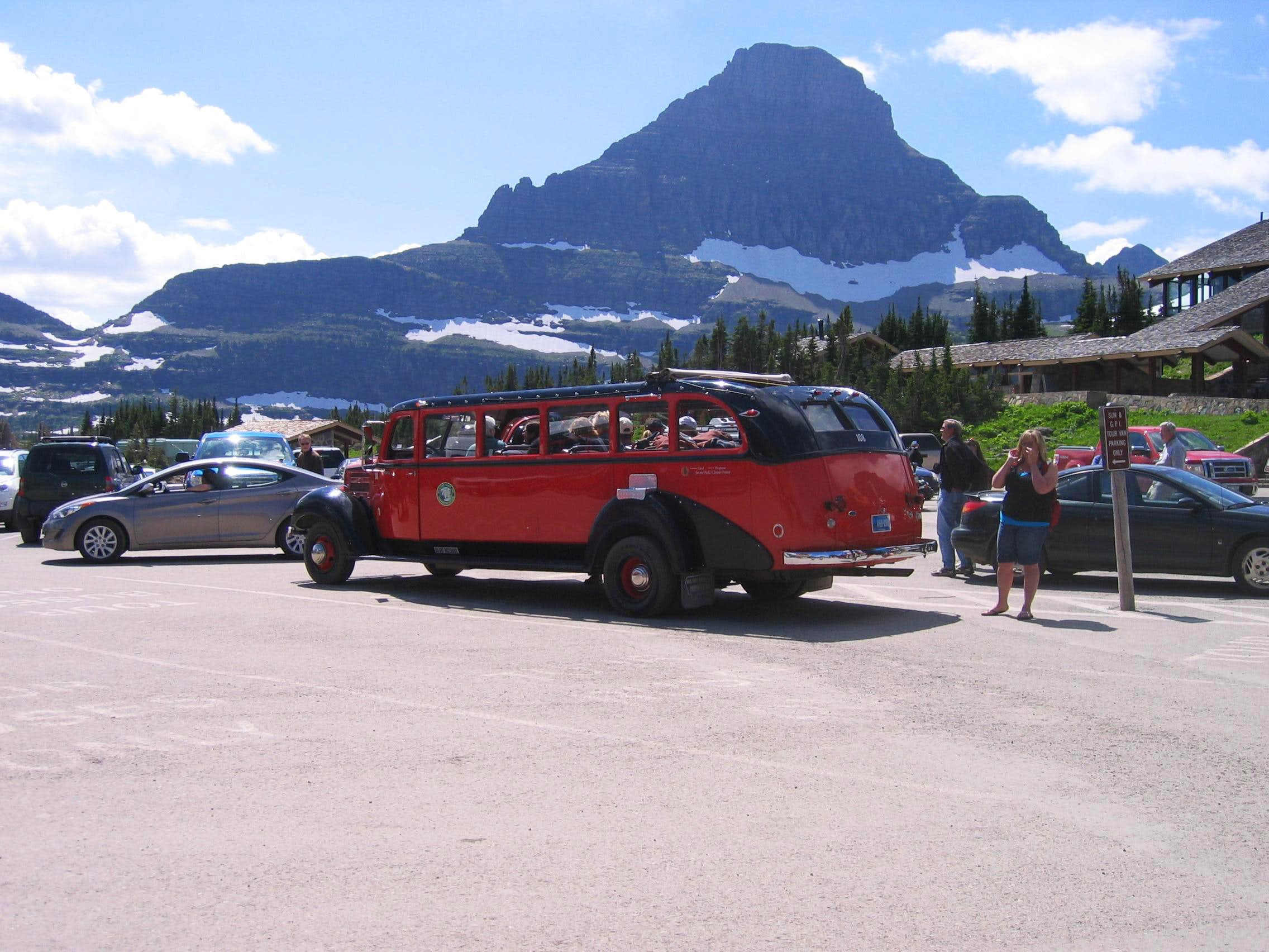 2011 Trip to Glacier National Park