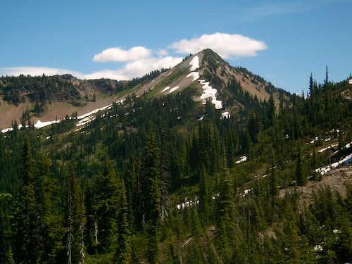 Bronchitis on Tahtlum Peak