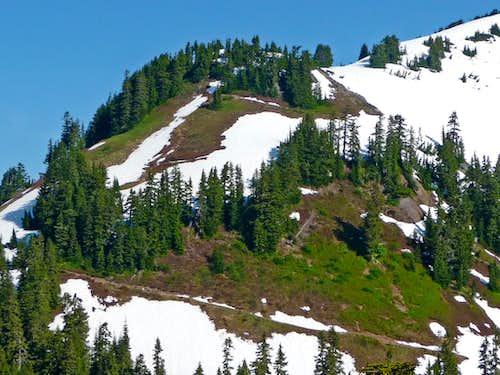 Hannegan Peak Trail