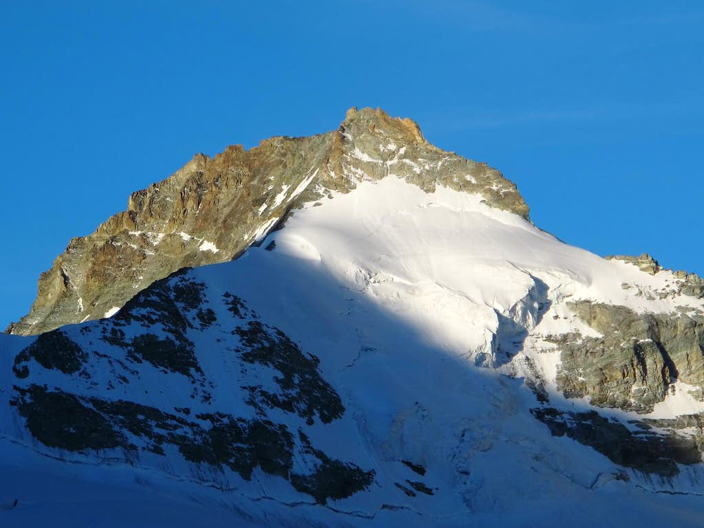 Pointe de Zinal (3783m)
