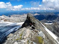 On the Ankogel\'s summit