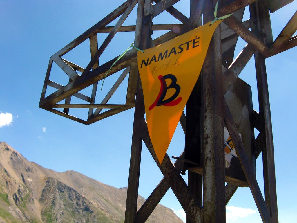 Rocca Castello summit signal