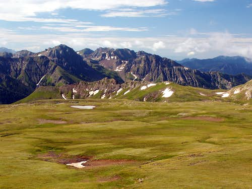 South San Juan Wilderness