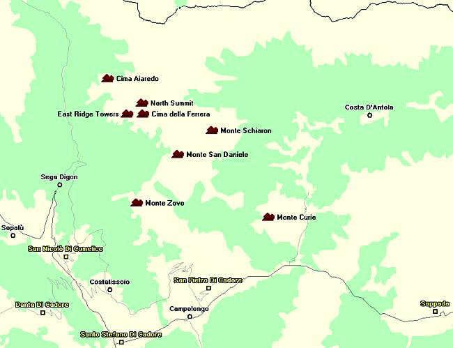 Carnic Alps Main Ridge (West) photo_id=113441