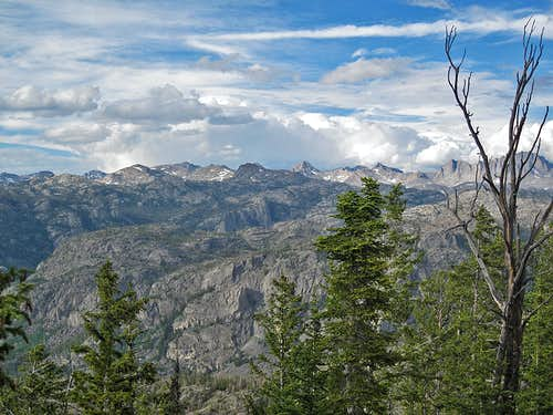 The Wind River Range
