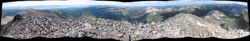west goat summit panorama