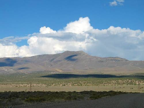 Diamond Peak, Day Three in Nevada