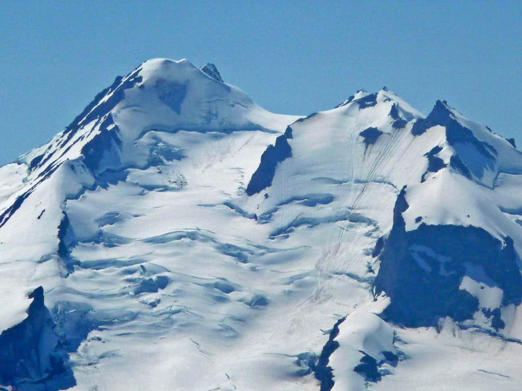 Summit of Glacier Peak