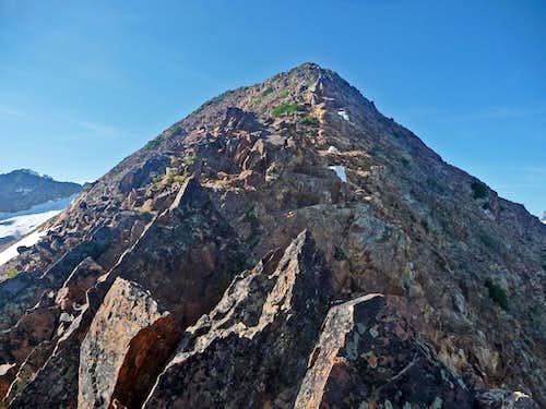 Red Mountain's Summit Ridge