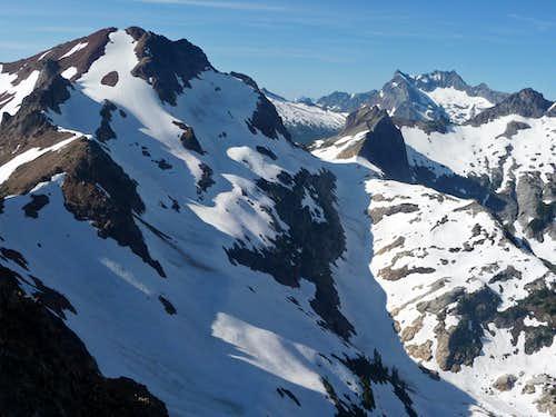 Phelps Ridge, Spider Gap, and Bonanza