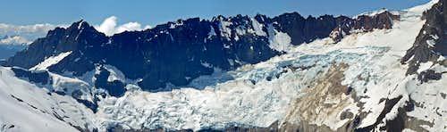 Nooksack Glacier Panorama