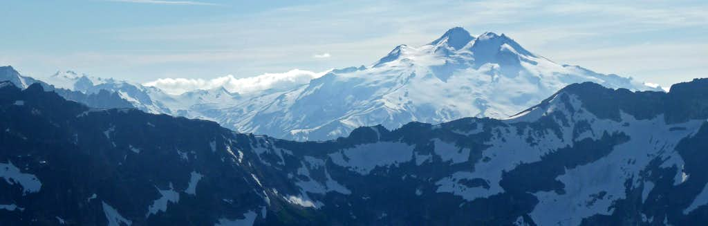 Glacier Peak from Red Mountain